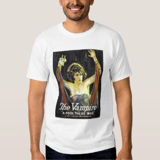 Theda Bara Fool There Was 1922 T Shirt