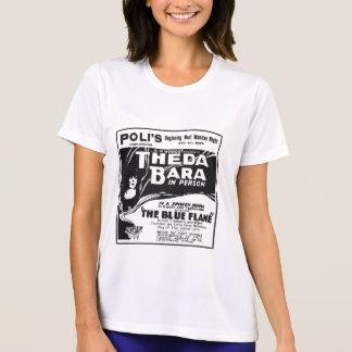 Theda Bara on Stage in Washington DC 1920 Tee Shirt