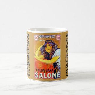 Theda Bara Salome Classic Mug