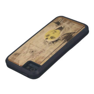 """Theda Bara """"Seen and Not Heard"""" silent films star Case For iPhone SE/5/5s"""
