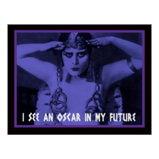 Theda Bara Sees All Poster