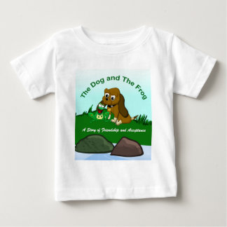 TheDogAndTheFrog.com Cartoon Story Gifts Infant T-shirt