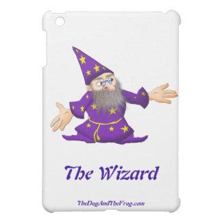 TheDogAndTheFrog.com Cartoon Story Gifts Wizard iPad Mini Cover