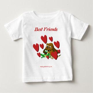 TheDogAndTheFrog.com Gifts Dog Frog Best Friends T Shirts