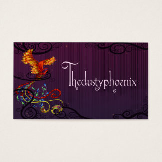 Thedustyphoenix Business Card
