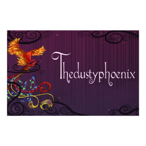 Thedustyphoenix Papeleria De Diseño