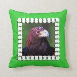 Thee Eagle majestuoso Almohada