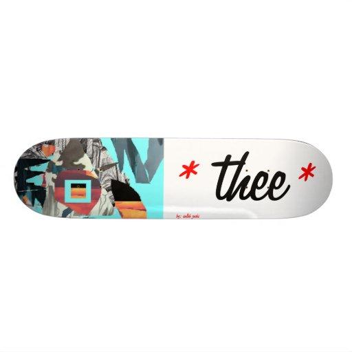 Thee Skateboard