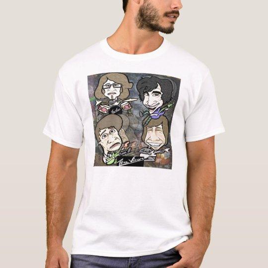 Thee Vicars Logo  T shirt