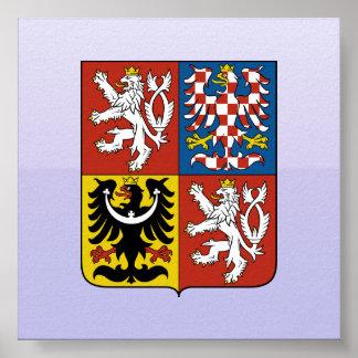 theech Republic, Czech Poster