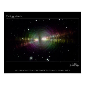 TheEggNebula-2003-09a Poster
