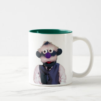 TheErving FreemanShow Two-Tone Coffee Mug