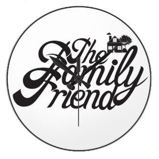 TheFamilyFriend Wall Clock