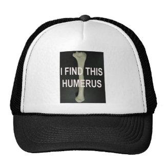 TheFlyingKiwi Humerus Trucker Hat