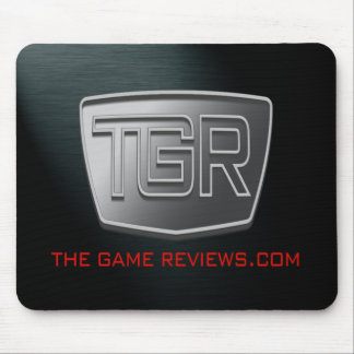 TheGameReviews MousePad