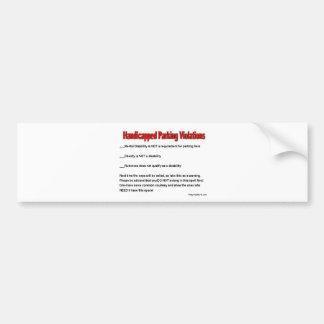 thegimpstore.com bumper stickers