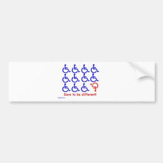 thegimpstore.com etiqueta de parachoque
