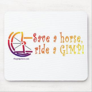 thegimpstore.com mouse pad