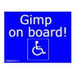 thegimpstore.com postcard
