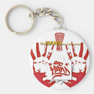TheHAND Products Keychain