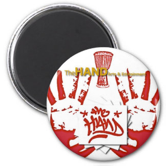 TheHAND Products 2 Inch Round Magnet