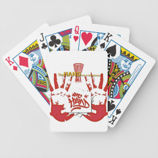TheHAND Products Bicycle Playing Cards