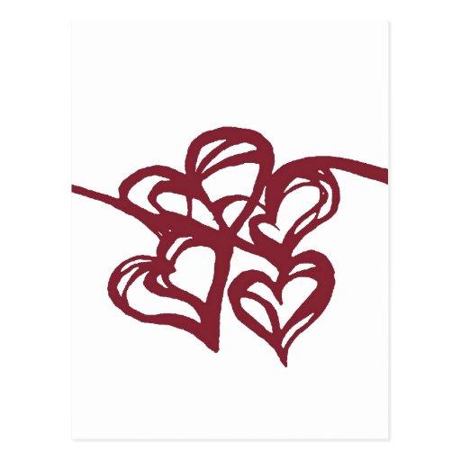 theHEART Tarjetas Postales