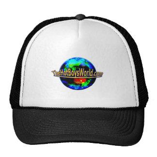 TheHotBoysWorld.com Trucker Hat