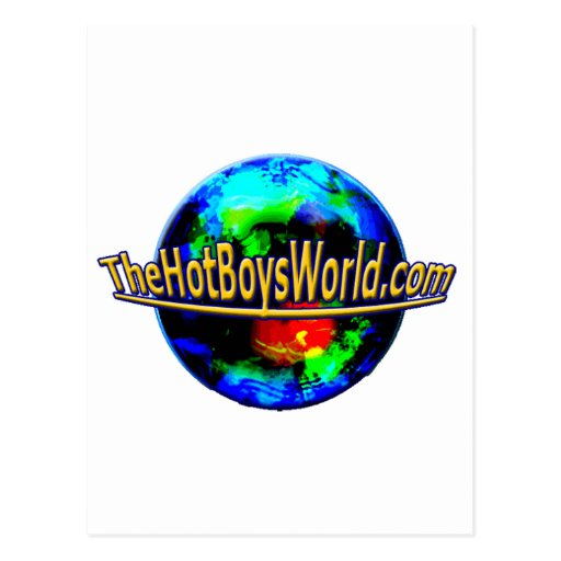 TheHotBoysWorld.com Postal