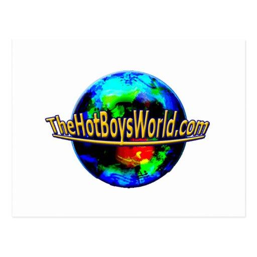 TheHotBoysWorld.com Postales