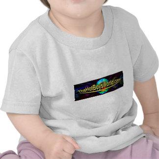 TheHotBoysWorld Camiseta
