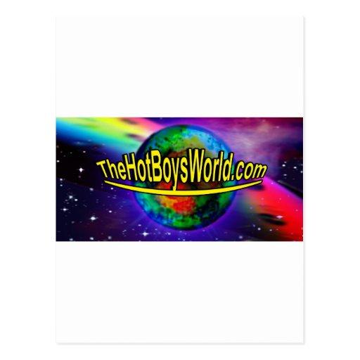 TheHotBoysWorld Postal