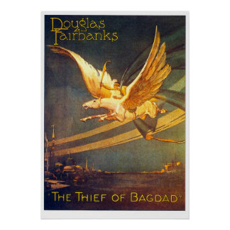 Theif of Bagdad - Poster