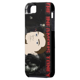 TheInfamousToney iPhone 5/5s Tough Case