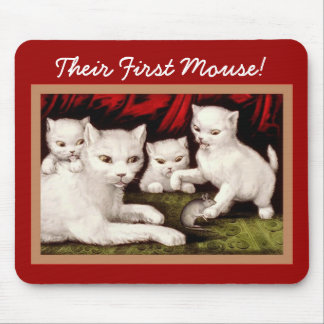 Their First Mouse Mouse Mats