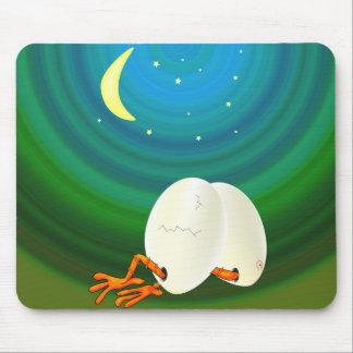 Their love eggs copy  2 mouse pad