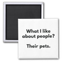 Their Pets Magnet