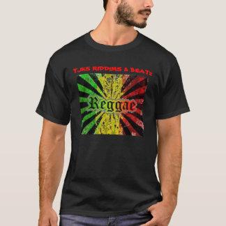 Thejamkingshow  RIDDIMS & BEATz Black T-ee T-Shirt