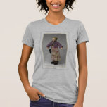 Thekla - camiseta menuda de las señoras - gris