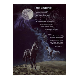 TheLegend of Horses Poster
