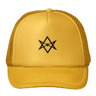 Thelema Hat - Unicursal Hexagram Hat