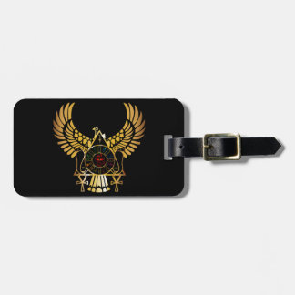 Thelema of the World Luggage Tag