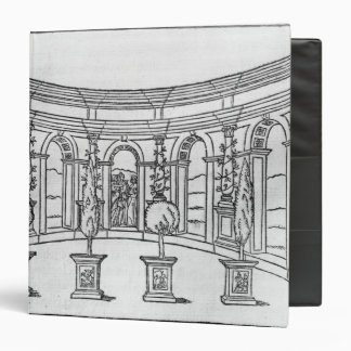 Theleme Abbey 3 Ring Binder