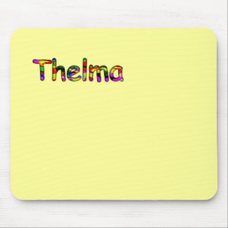 Thelma computer accessories yellow mouse pad