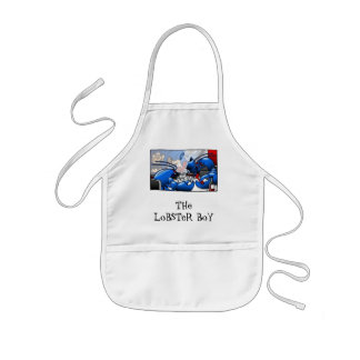 THeLoBSTeR BoY Kids' Apron