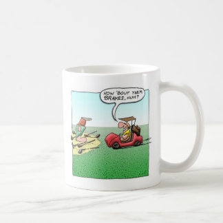 Them Brakes Coffee Mug