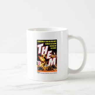 THEM! COFFEE MUG