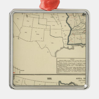 Thematic United States Christmas Ornaments