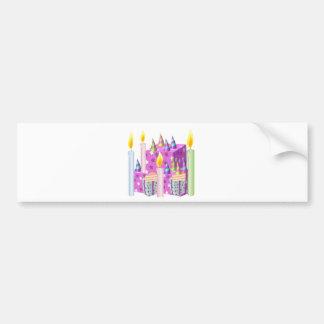 Theme Celebrations :  Enjoy n Share Joy Car Bumper Sticker