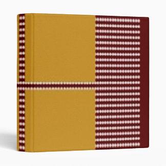 Theme Four Square - Satin Silk Sleek Designs Binder
